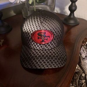 San Francisco 49er hat